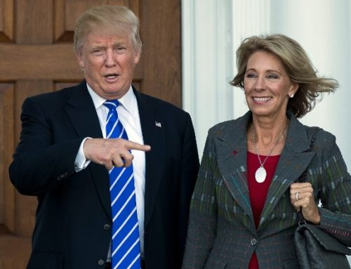 Don't Be Afraid of Betsy DeVos